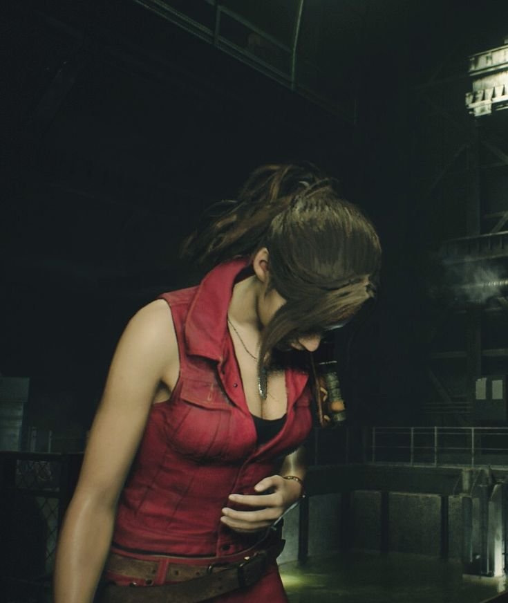 Resident Evil 2 Remake Nude Claire (Request) - Page 34