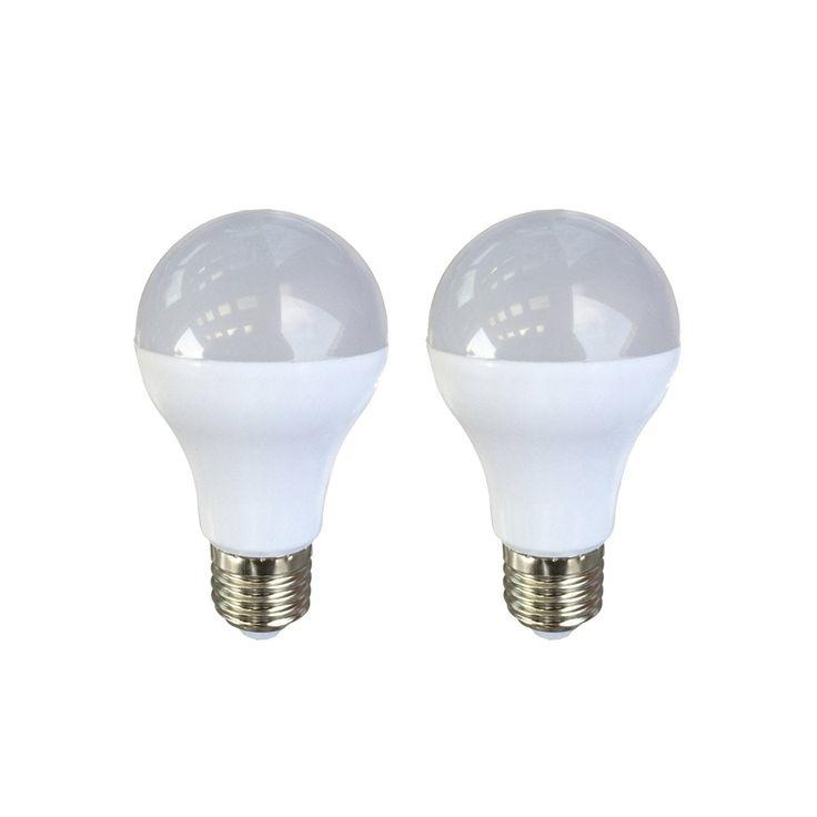 Lot De 2 Ampoules Standards Led 9w 806lm équiv 60w E27