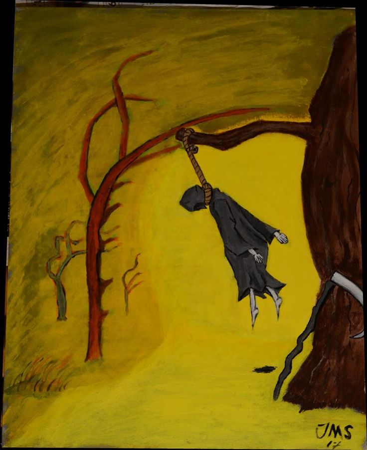 Name: Who will come for the grim reaper by JMS