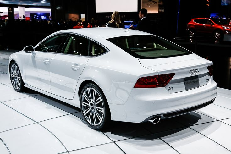 My dream car #jwj  White Audi A7 2014 HD Wallpaper