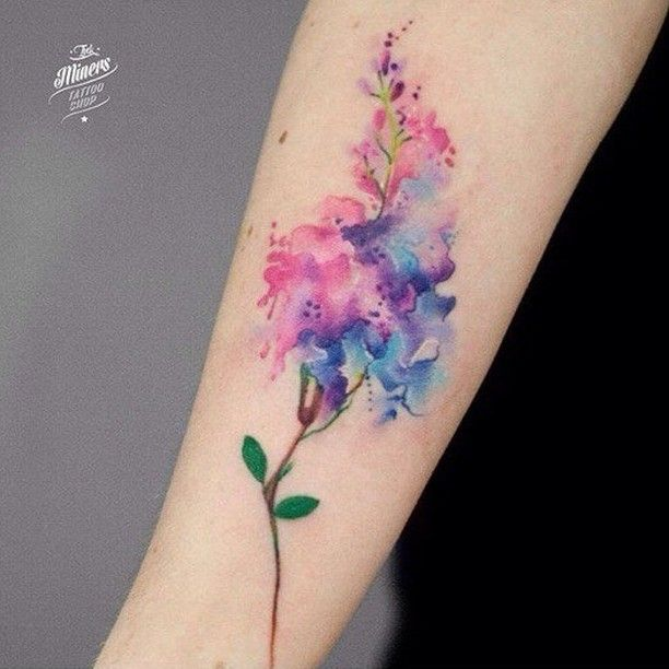 Pastel tattoo by @magdalena_bujak  #wowtattoo #instatattoo #tattooist…