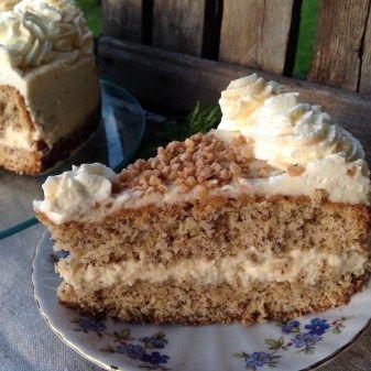 Baileys-Nuss-Torte – Aus meinem Kuchen und Tortenblog