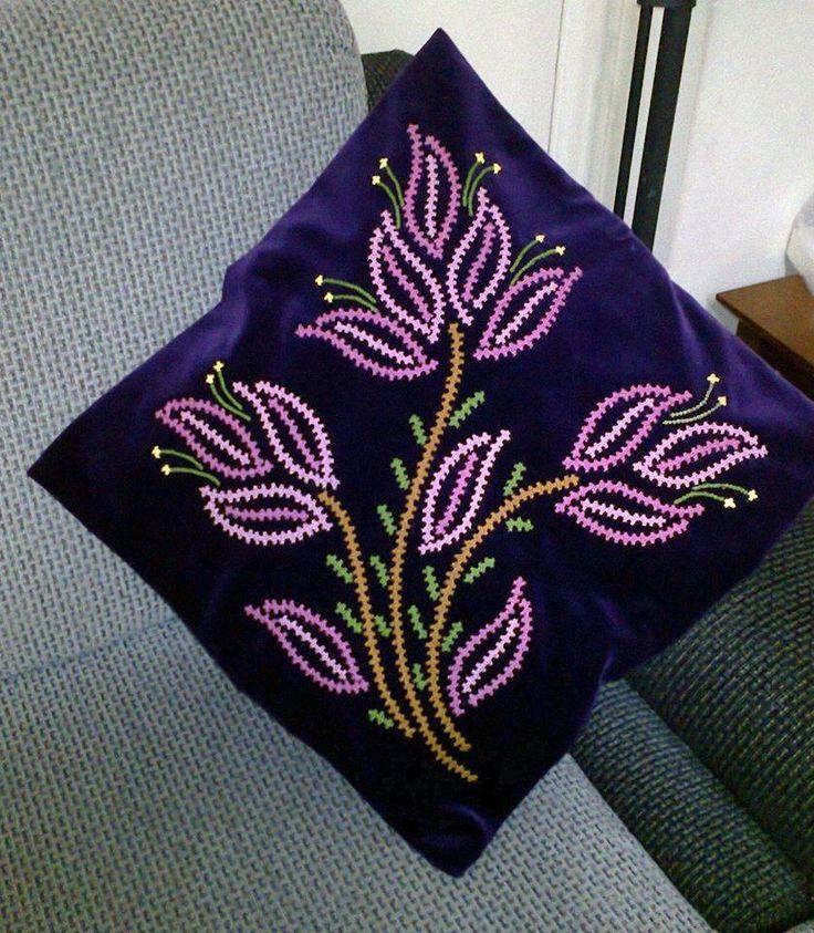 Marash Embroidery by Yevnige