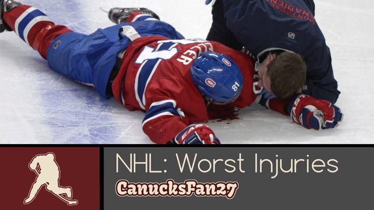 NHL: Worst Injuries [Part 1]