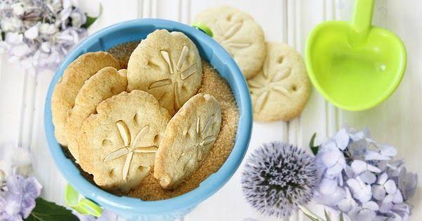 La Table De Nana: Sand Dollar Cookies~