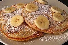 Bananenpfannkuchen: Getestet und für lecker befunden :)