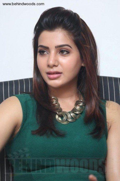 Samantha Ruth Prabhu #1