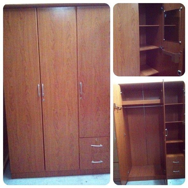 For Sale Wardrobe 3 Door 2 Drawer Price 30 Bd للبيع كبت 3 صفق بحالة ممتازة السعر 30 Bd Tel 33770050 Tall Cabinet Storage Storage Cabinet Storage
