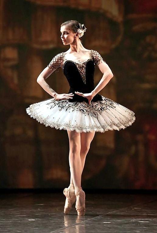 "Natalia Osipova (Kitri) with Mikhailovsky Theatre in ""Don Quixote"""