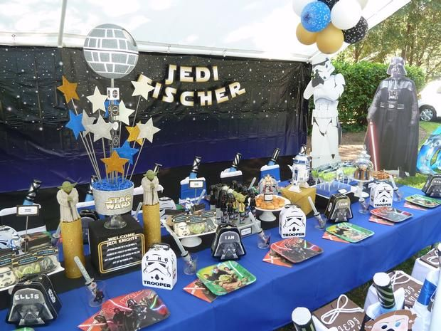Hostess with the Mostess® - Star Wars Party