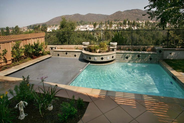 9 best my future pools images on pinterest pools for Pool design orange county ca