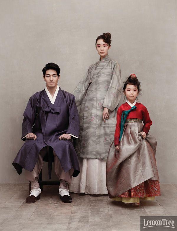 한복 Hanbok : Korean traditional clothes[dress] | 한복 디자이너 외희