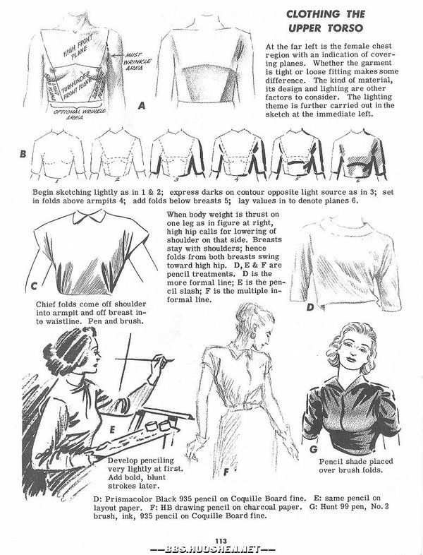 How to Draw Cloth ,How to Draw Fabric Folds Tutorial by Jane Mere,How to Draw Fabric Folds ,Resources for Art Students / Art School Portfolio @ CAPI ::: Create Art Portfolio Ideas at milliande.com , How to Draw Clothing Human Figure, Clothes, Folds, Fabric, Crease