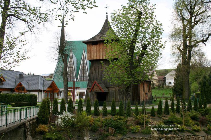 Kościół Narodzenia Najświętszej Marii Panny w Jodłowniku