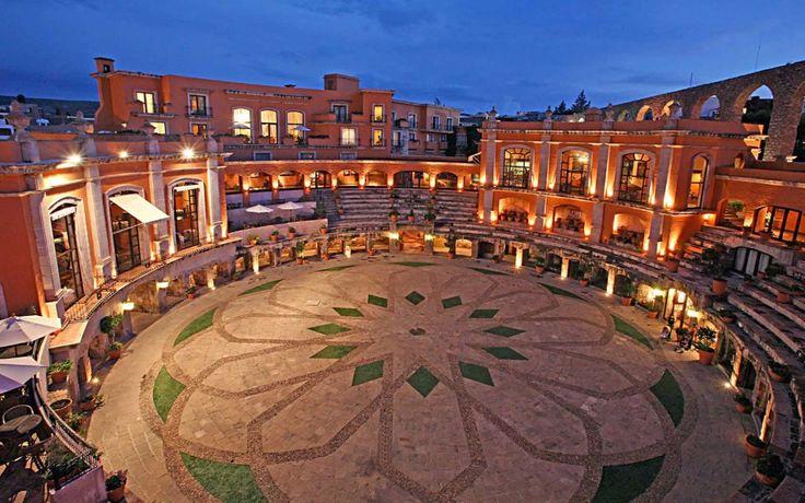 hoteles en mexico-Un hotel para estar en el ruedo: Quinta Real, Zacatecas