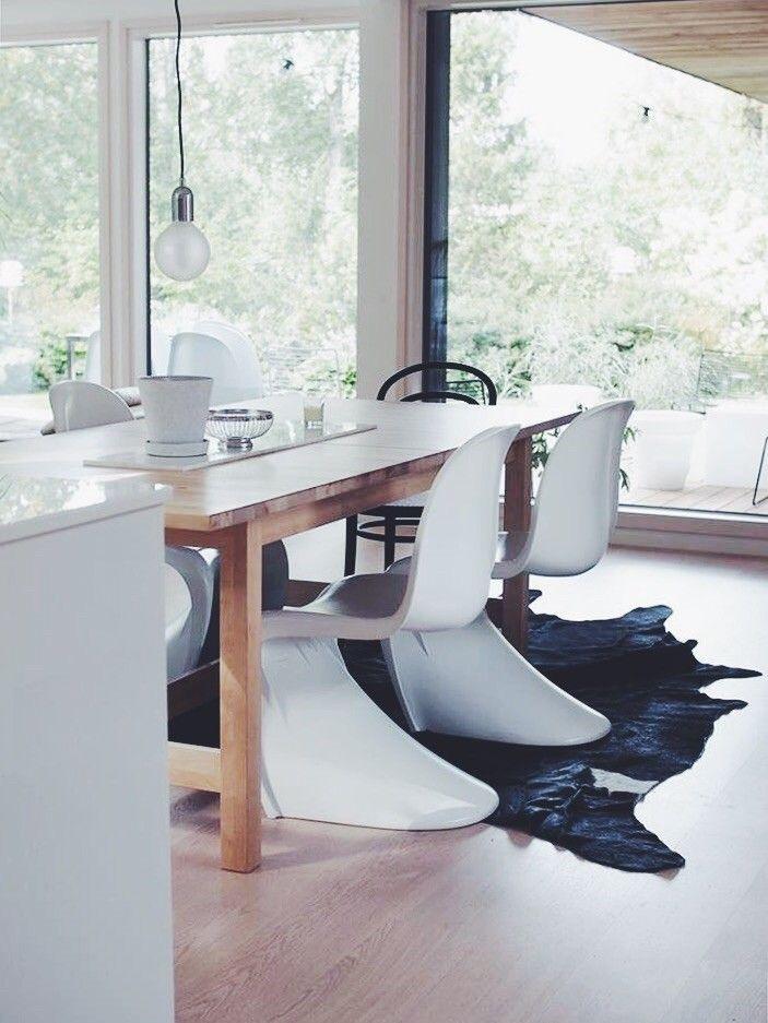 Light diningroom.  Coco Sweet Dreams - Blogi | Lily.fi