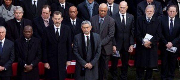 Romeva representa oficialment el govern català al funeral de Mário Soares