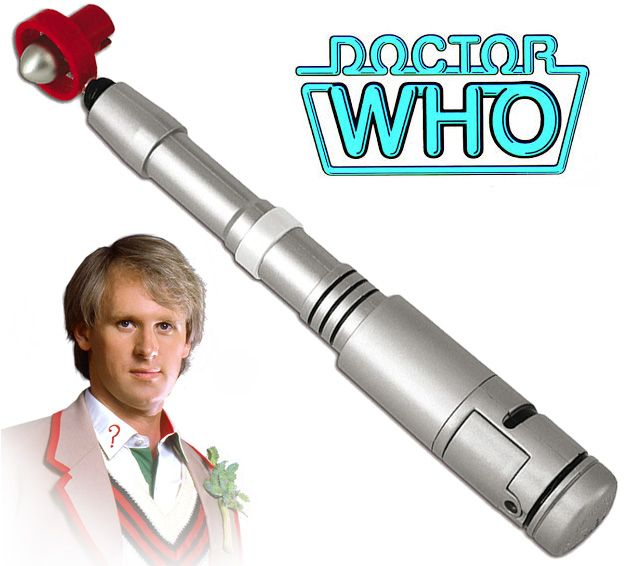 Doctor Who Sonic Screwdriver: 5th Doctor