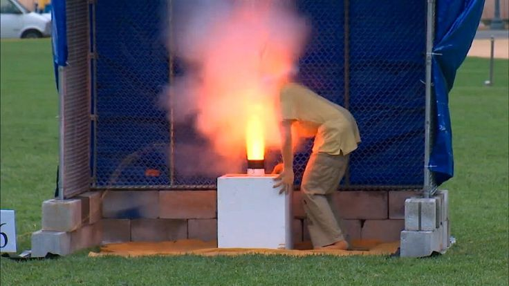 U.S. Government Fireworks Safety Video Featuring Graphic Demonstrations of What Can Go Wrong