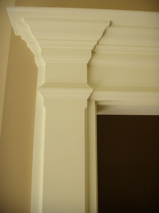 43 best wood trim images on Pinterest | Wood trim, Home ideas and ...
