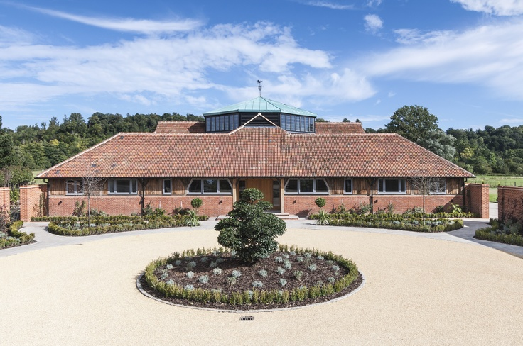 Located in Cookham UK, The Astors is an incredible barn conversion that shows inspiration can make anything possible.