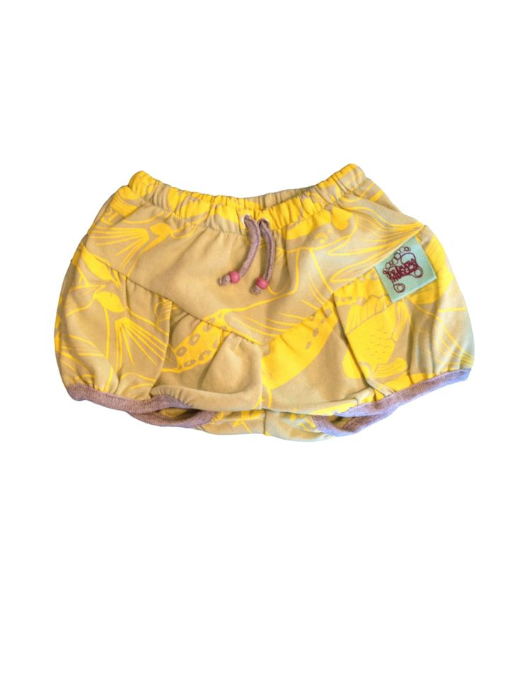 Bubble shorts. Summer here we come !!
