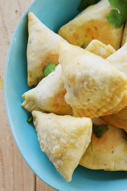 64 best samosas images on pinterest cooking food indian recipes learn how to make super easy step by step indian style samosas stuffed with lentils forumfinder Image collections