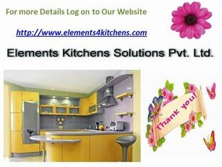 Kitchen Cabinets Design in Bangalore via DailyMotion