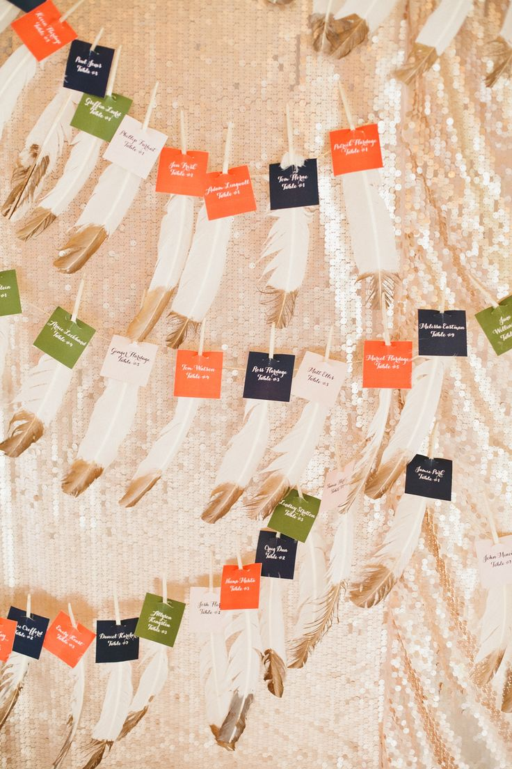 104 Best Escort Card Displays Images On Pinterest Weddings