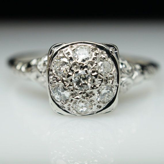 Hey, I found this really awesome Etsy listing at https://www.etsy.com/listing/269064172/antique-diamond-ring-antique-engagement