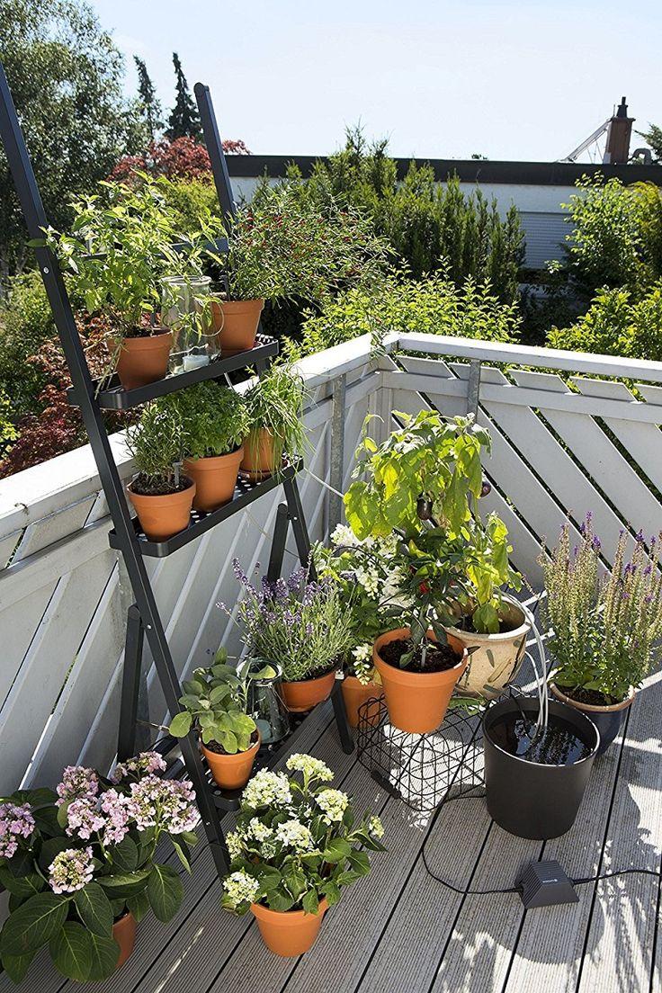 Best Automatische Bew sserung f r deinen Balkon Gardena Smart Garden