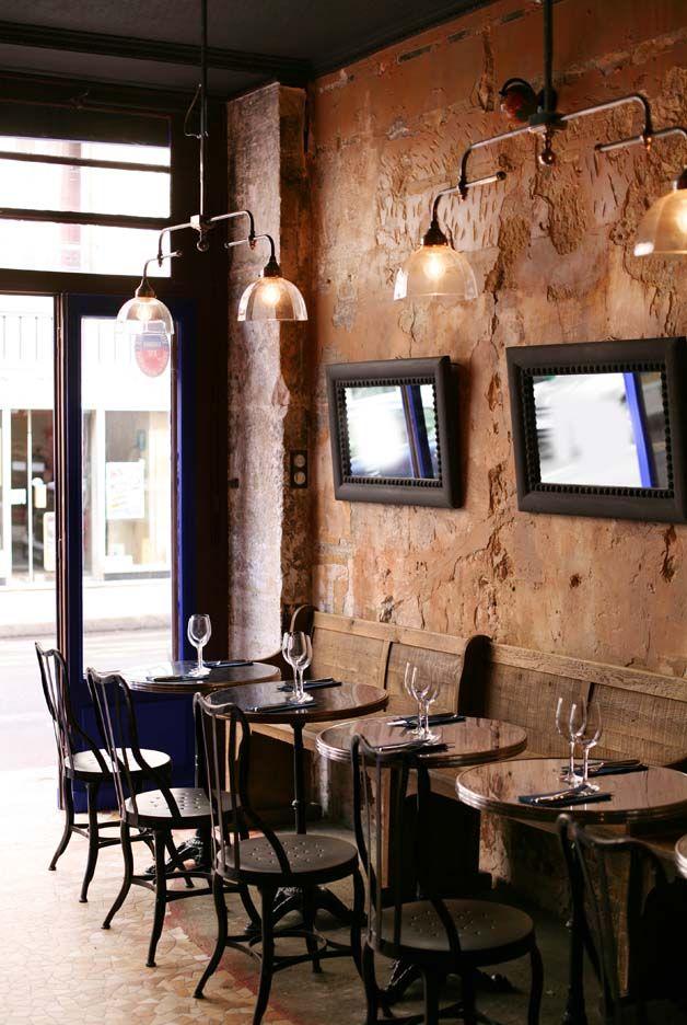 Paris restaurant paris restaurants restran paris pinterest papier - Magasin papier peint paris ...