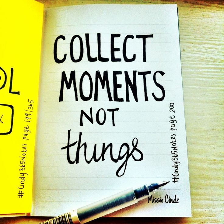 #Cindy365Notes {page 200 of 365} I've doing my best to collect moments rather than things this year...