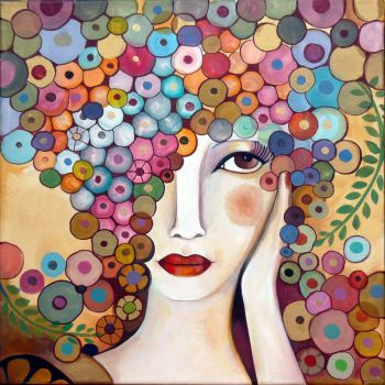 Work by Karina Chavin (100 pieces)