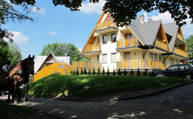 Apartament Sarnie Skałki Studio Zakopane - tatrytop.pl