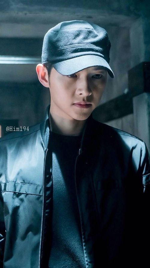 DESCENDANTS OF THE SUN--SONG JOONG KI