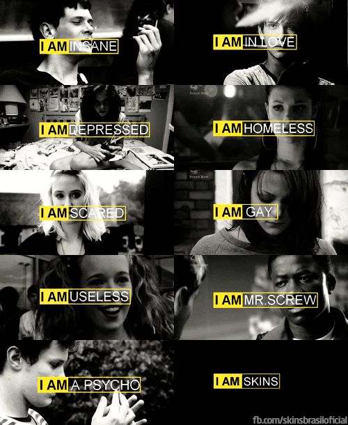 Cook, Freddie, Effy, Katie, Naomi, Emily, Pandora, Thomas, JJ--the secrets they fought so hard to hide throughout the whole series