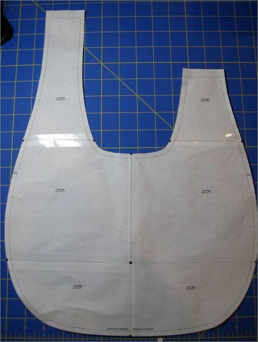 Японская сумочка