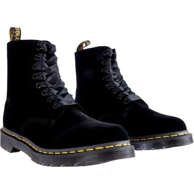 dr martens pascal velvet boots
