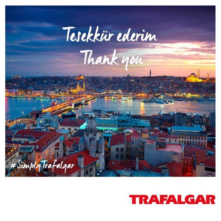 Vital to any trip to Turkey - here's how to say thank you. Find your trip to Turkey: https://www.trafalgar.com/eu/destinations/europe/turkey