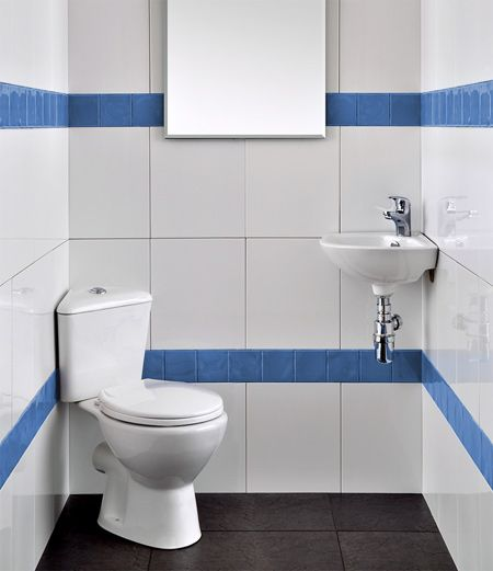24 best compact space saver ideas in the bathroom images on pinterest for Space saving toilets small bathroom