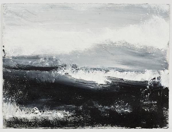 John Virtue - Works available from Marlborough Fine Art London, UK