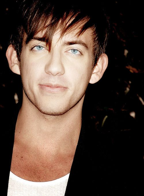 How attractive is he?! Kevin Mchale. Artie FTW.