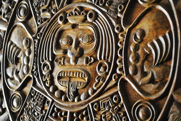 Calendario Azteca.