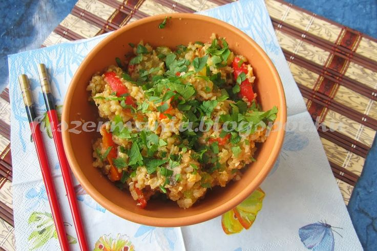 Fűszermánia: Tojásos sült rizs dobva-rázva