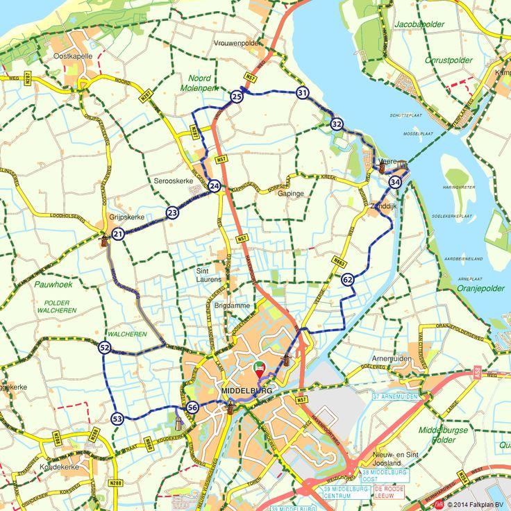 Fiets langs het water door Middelburg en stap even af bij het festival Fiesta in Buttinge. Twee dagen lang, op 9 en 10 augustus, is er live muziek, een bazaar, heerlijke hapjes, ongedwongen sfeer en gastvrijheid in de Middellandse Zeetuin. Fietsroute: Langs het water door Middelburg (http://www.route.nl/fietsroutes/147306/Langs-het-water-door-Middelburg/)