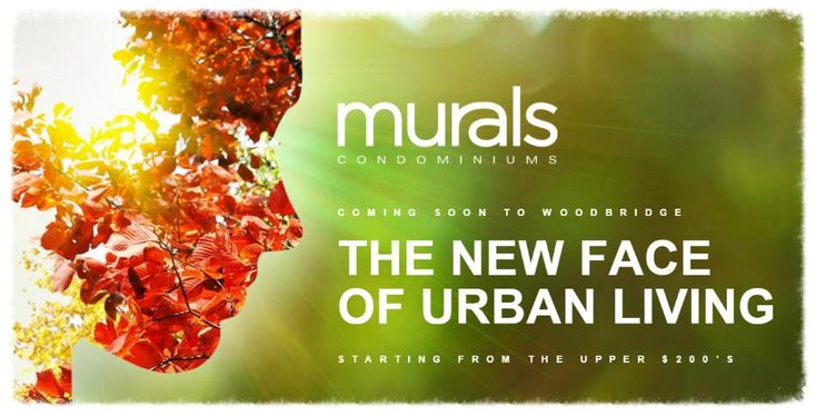 Murals Condos is a new condominium development currently in pre-construction located at 4585 Highway 7 just west of Pine Valley Drive in Woodbridge, Ontario by Forest Green Homes. Click the link to explore about this project.  #MuralsCondos