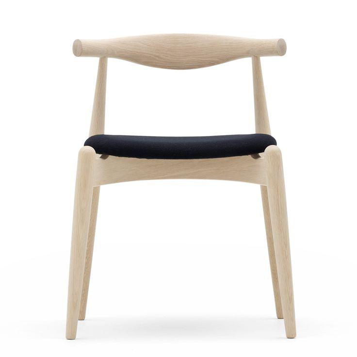 Elbow chair by Hans J Wegner - CH20 - Carl Hansen & Søn