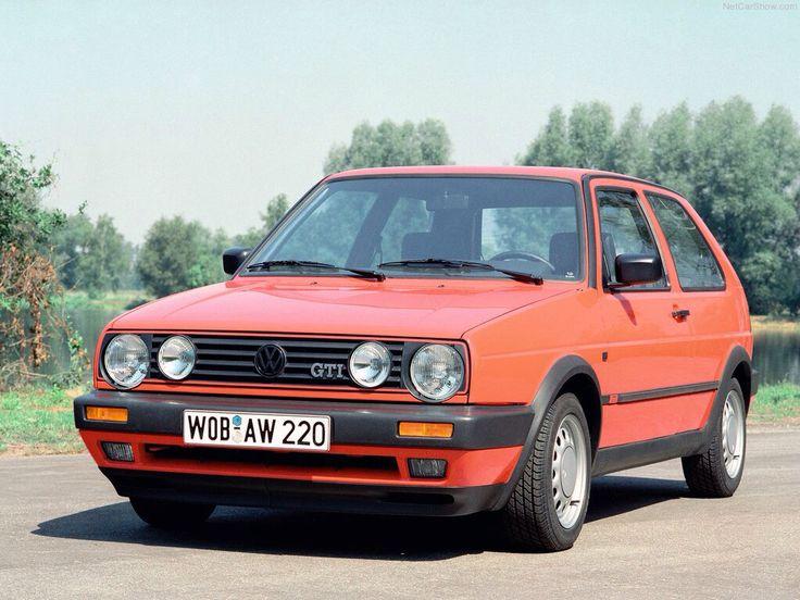 1983 Volkswagen Golf GTI Mk II > Length: 3,985 mm (+ 280 mm) Width: 1,680 mm (+ 50 mm) Height: 1,395 mm (+ 0) 1.8-litre 8V, 112 PS (110 bhp) Top speed: 192 km/h (119 mph) 0-100 km/h (0-62 mph): 8.3 seconds 1.8-litre 16V, 139 PS (137 bhp) Top speed: 209 km/h (130 mph) 0-100 km/h (0-62 mph): 7.9 seconds Supercharged 1.8-litre 16V, 160 PS (158 bhp) Top speed: 209 km/h (130 mph) 0-100 km/h (0-62 mph): 7.6 seconds 1.8-litre 16V 210 PS (207 bhp) - GTI G60 Limited Top speed: 230 km/h (143 mph)