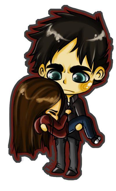 Fan Art autour de The Vampire Diaries: L'invitée du mois : Jenn